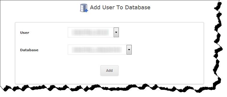 Menambahkan user ke database