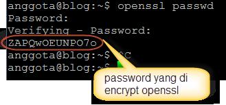 password-openssl