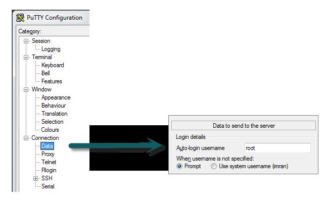 putty-data-configuration