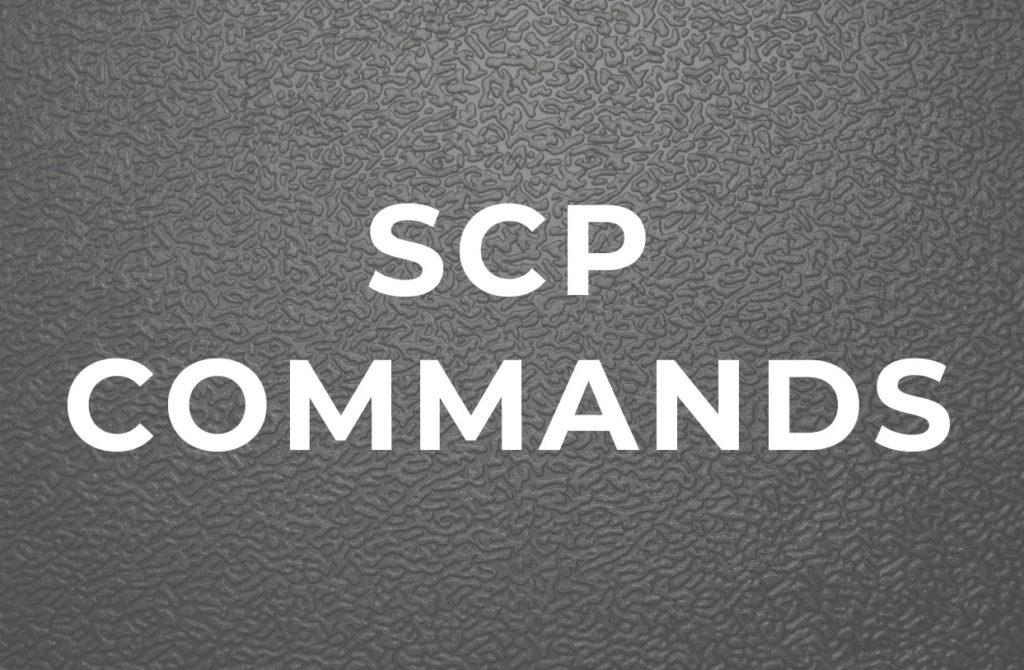 Transfer File dari Lokal Komputer ke Server VPS MenggunakanSCP